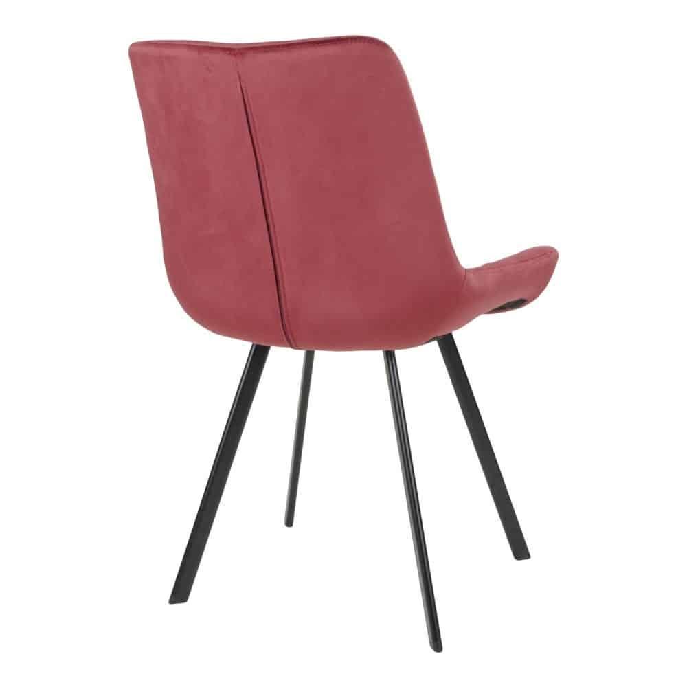 Velour drammen stol