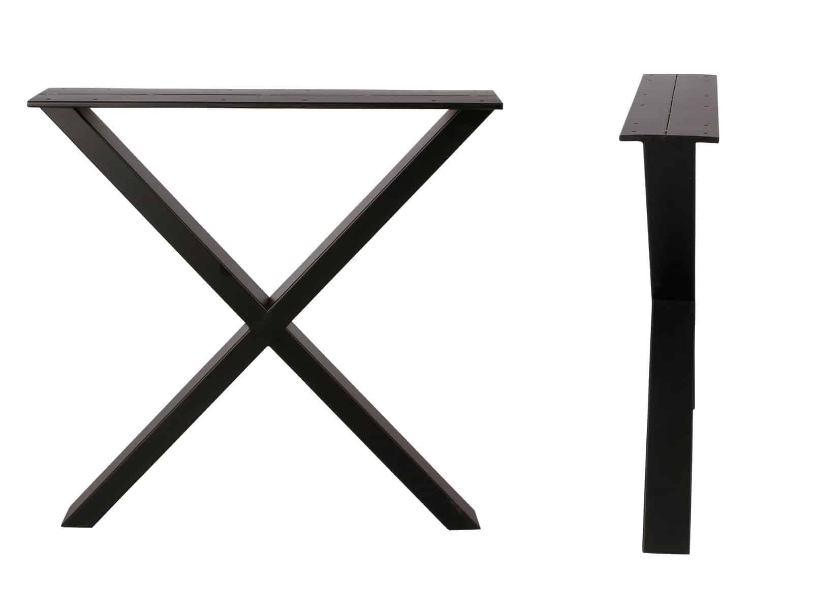 Spisebord stel i sort