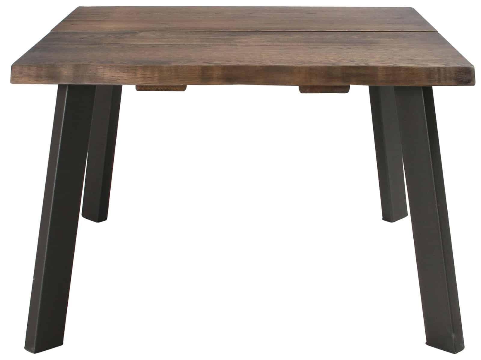 B4 bordben sat på sofabord