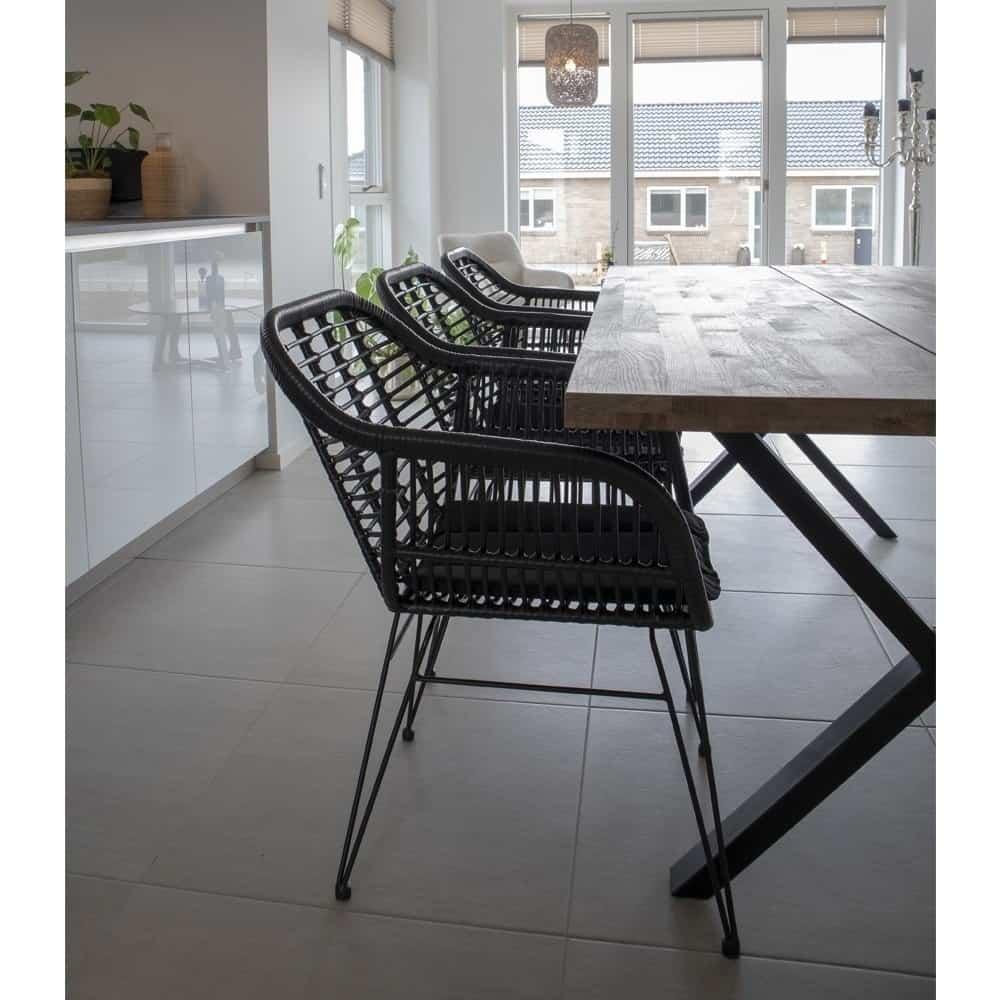 Trieste stole og spisebord