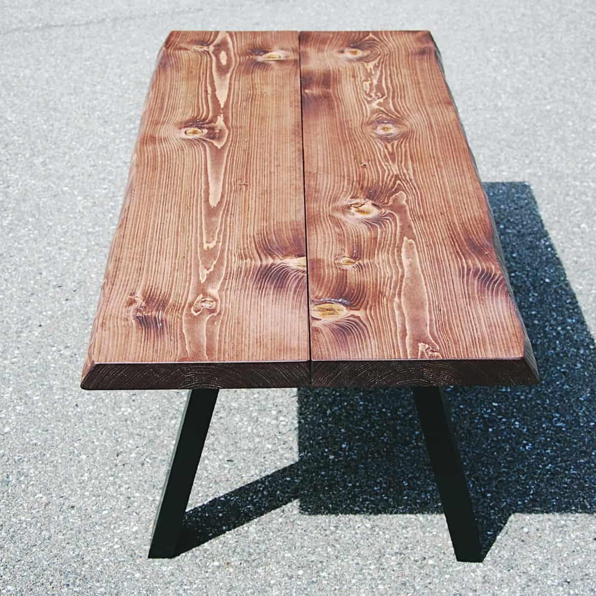 Planke Sofabord