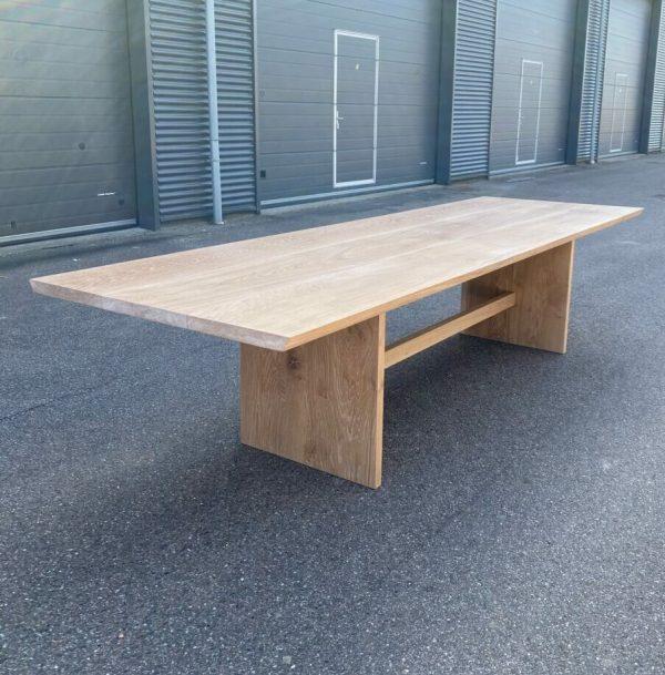 """alt=""""Plankebord egetræ custom ben"""